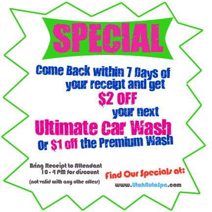 Flyer Special frequent wash sign2