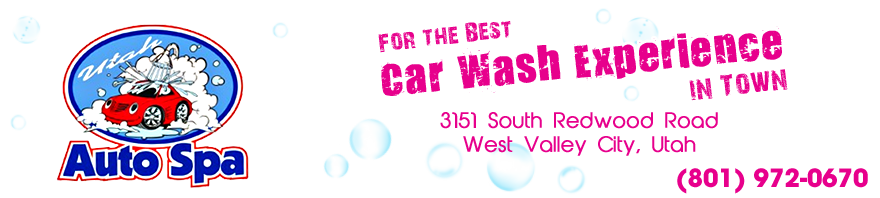 Car wash Salt Lake City - Utah Auto Spa