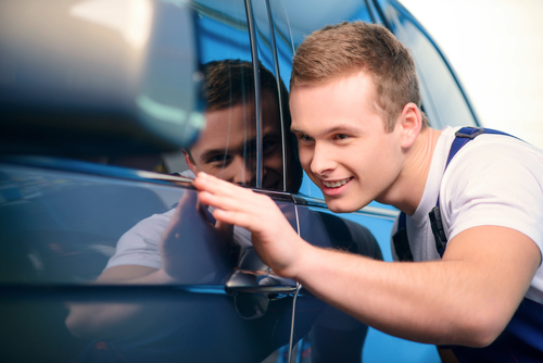 Benefits of car wax shine, paint and finish protection