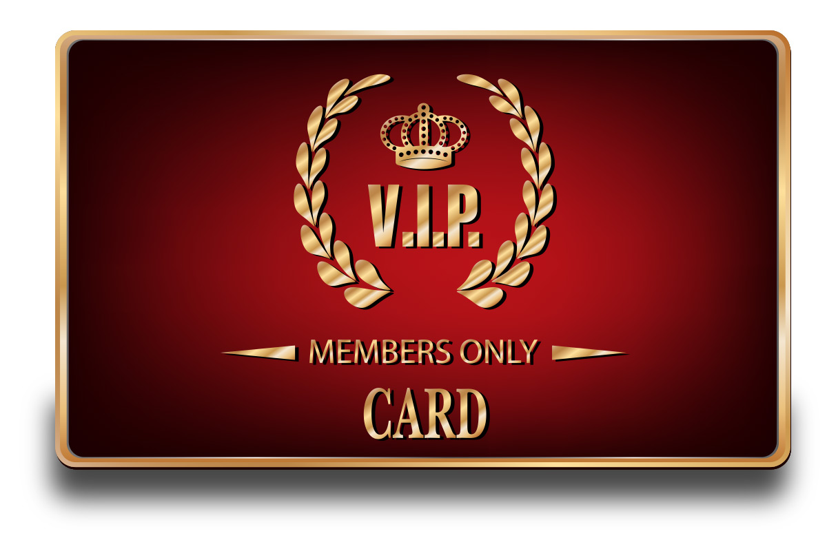 Car wash membership card