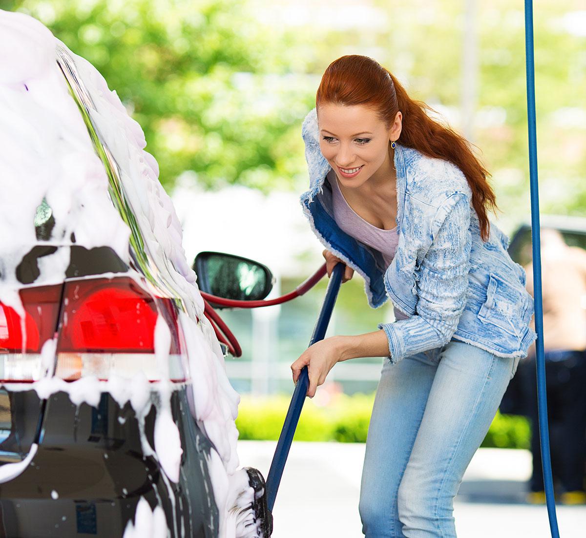 Hand wash vs auto wash